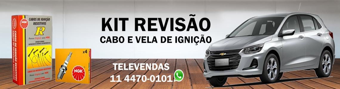 Kit Revisão Vela e Cabo de Vela
