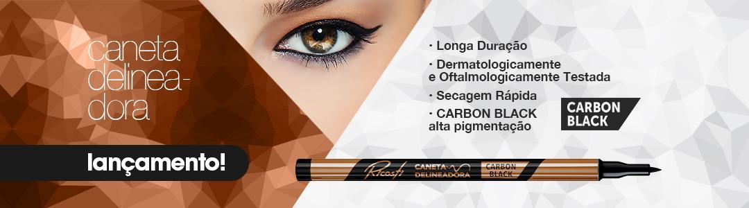 Caneta Delineadora - Carbon Black