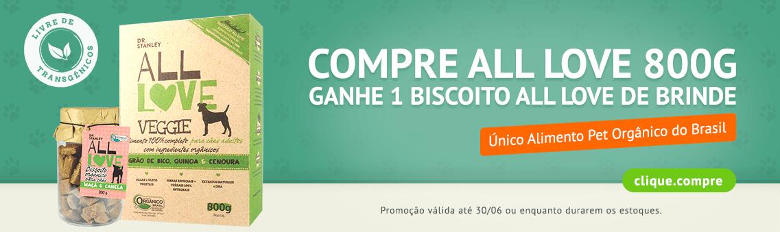 AllLove + Biscoito