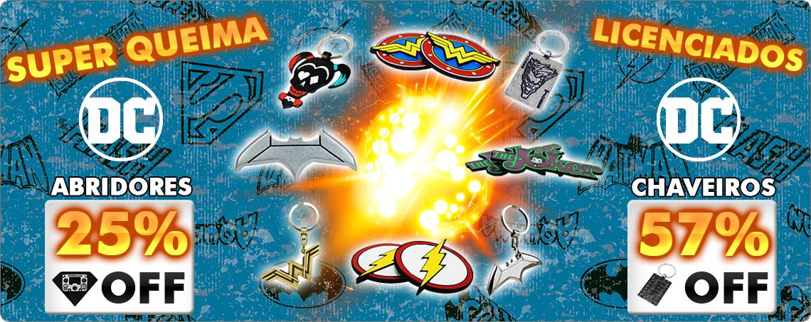 Super Queima DC Comics