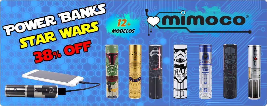 Power Banks Star Wars