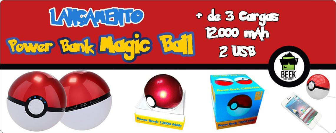 Power Bank Magic Ball