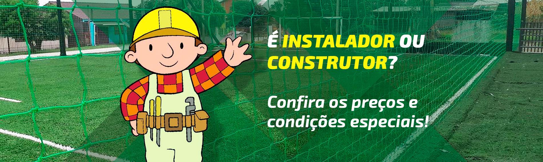 Instaladores e Construtores
