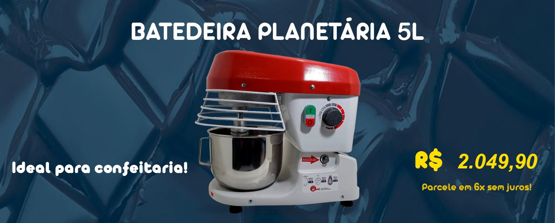 BATEDEIRA PLANETÁRIA 5L