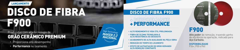 Disco de Lixa grão Cerâmico F900s e F900 36+
