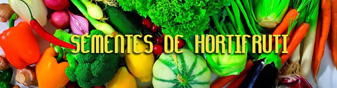 Sementes de Hortifrúti