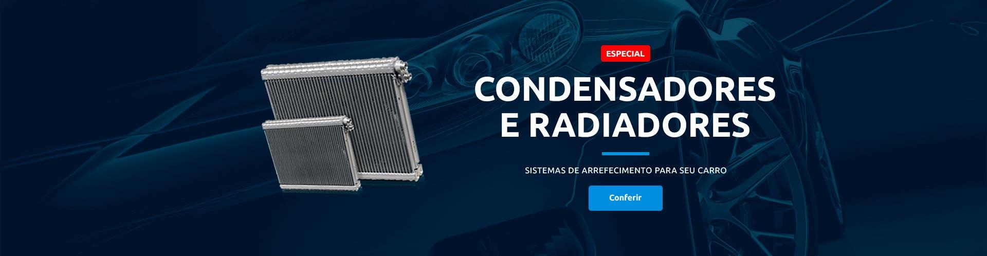 Categoria Condensadores e radiadores