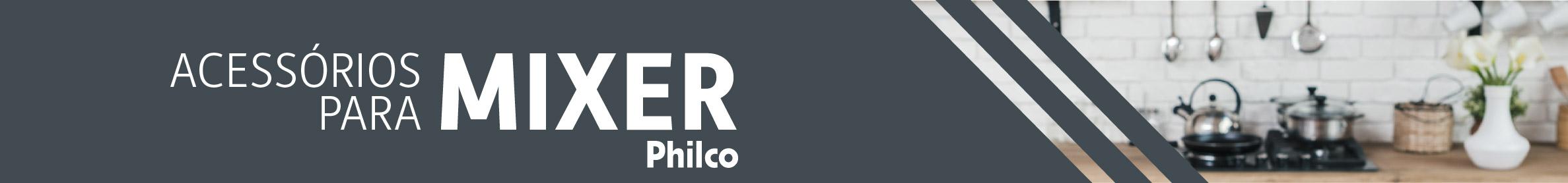 Mixer-philco