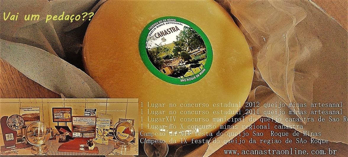 Queijo Canastra Fazenda ZéMario