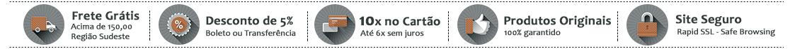 Tarja informação