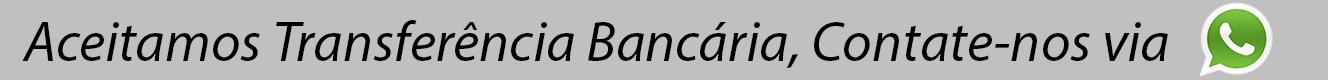 TRANSFERÊNCIA BANCARIA