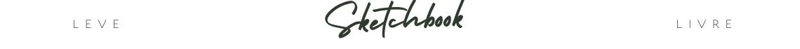 Produto - Sketchbook