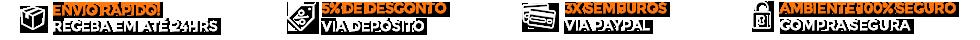 Banner Tarja - Survive Games - Novo Layout