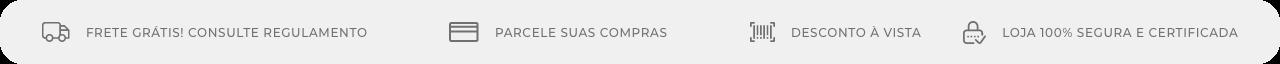 Tarja com Frete Grátis condições e parcelamento