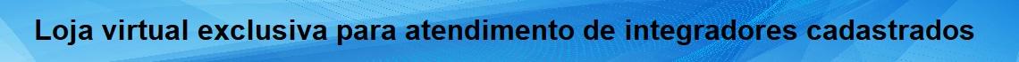 Somente para integradores cadastrados no site
