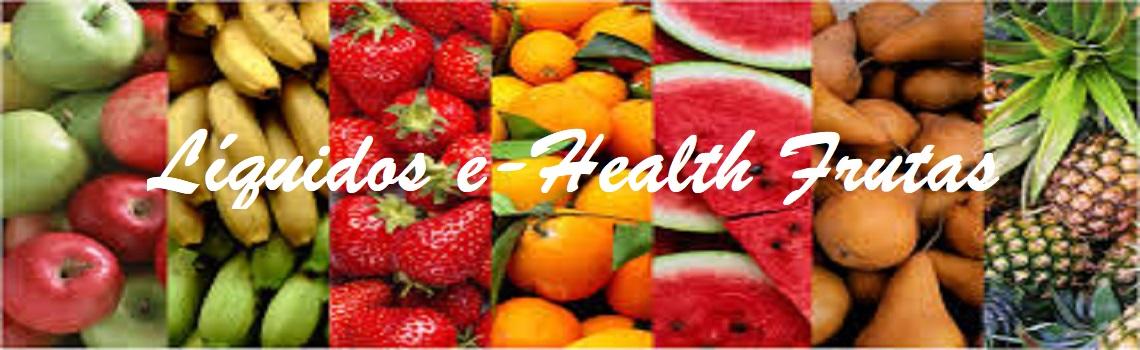 Líquidos e-Health Frutas