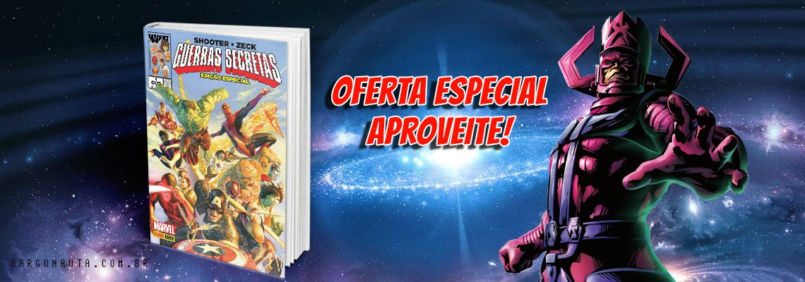 GUERRAS SECRETAS MARVEL