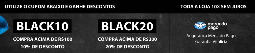 Black Friday 2019 - Cupom
