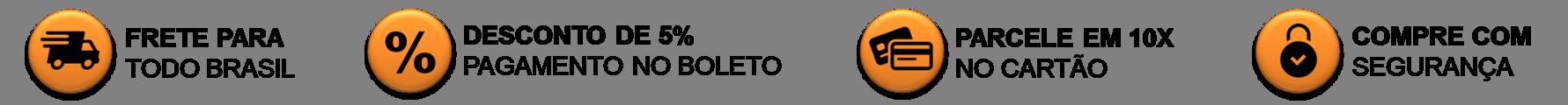 Tarja 001 Principal Benefícios
