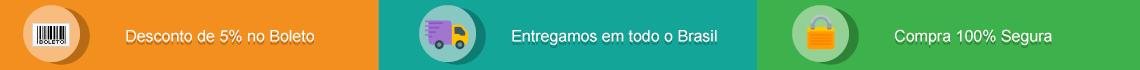 Banner Tarja - Boleto 10% de desconto