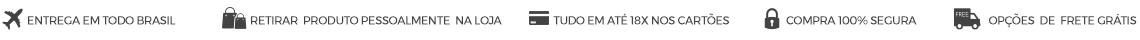 site de compras seguro entrega em qualquer lugar do Brasil