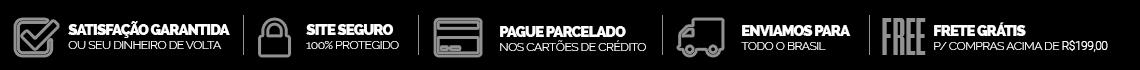 Banner Tarja Frete Grátis R$199,00