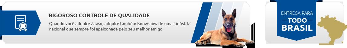 Tarja Brasil / Qualidade