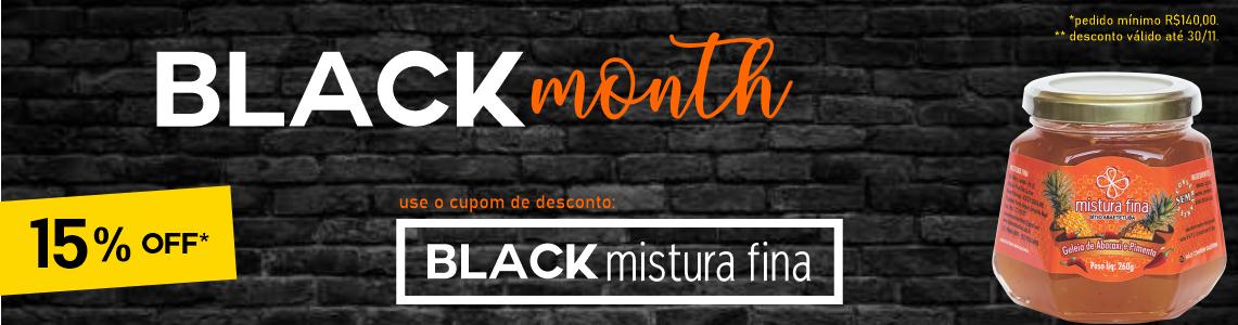 Black Month - Promoção