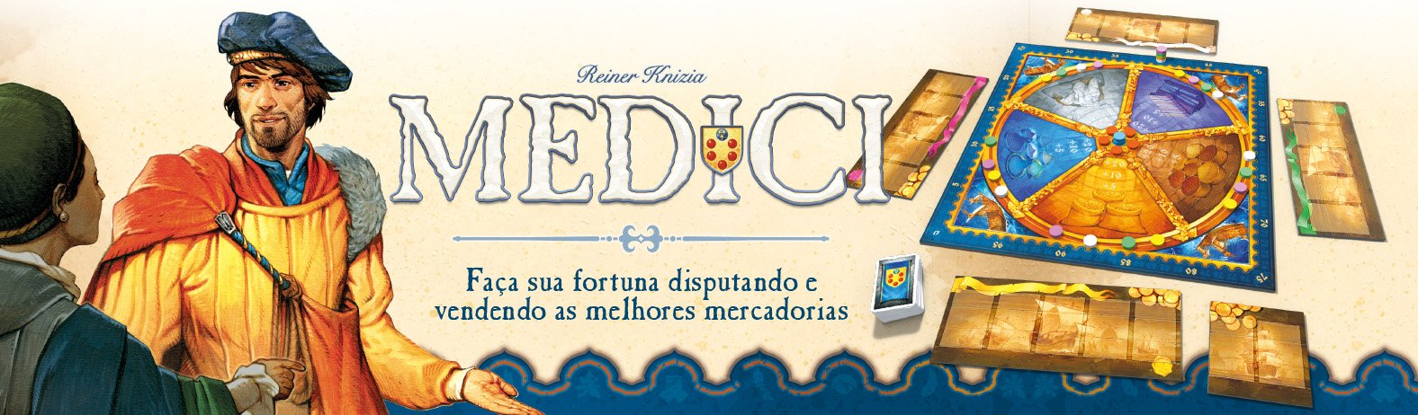 Banner Tarja - Medici