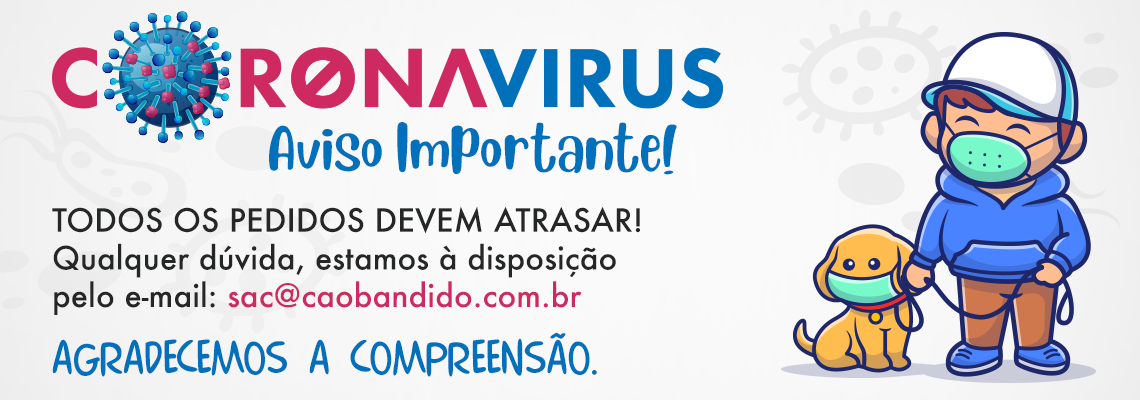 AVISO - Coronavirus categoria