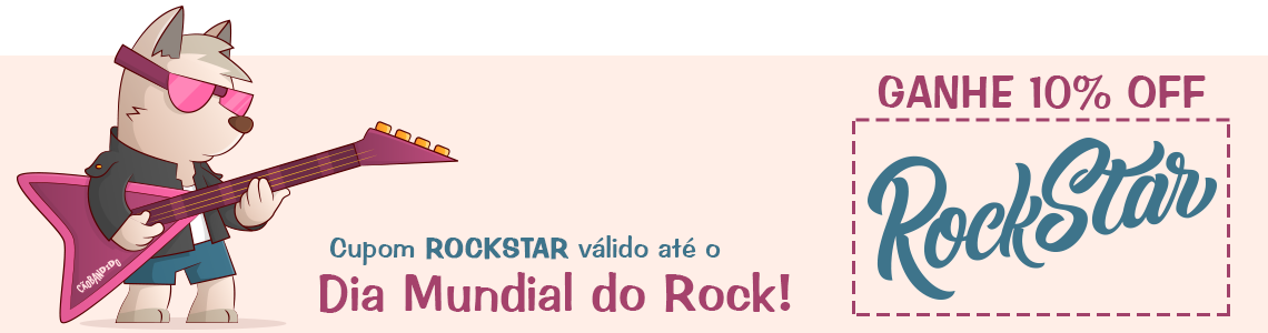 Dia Mundial do Rock 2020 - Categoria