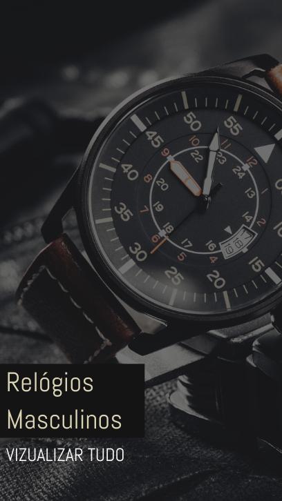 HC - Relógios Masculinos