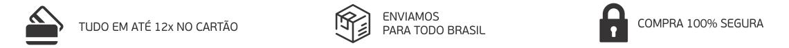 banner tarja Preto