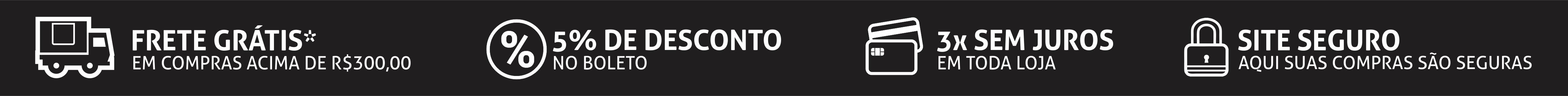 Banner Tarja Black Friday 2016