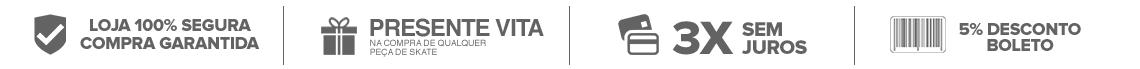 Banner Tarja 5% Desconto Boleto