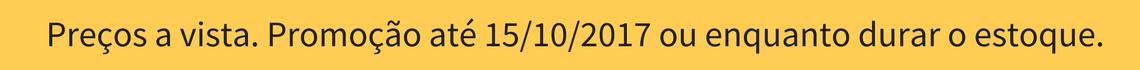Promoção 15-10-2017
