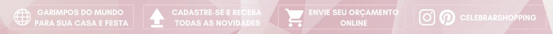Banner Tarja Celebrar Shopping