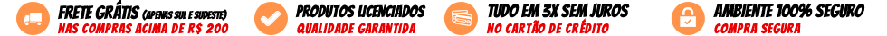 Banner Tarja inauguração