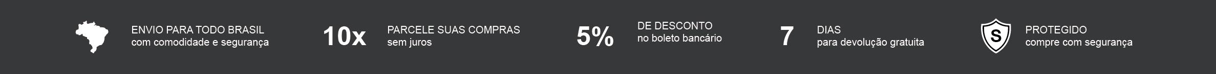 10% e 5%