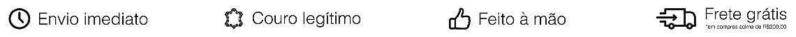 Tarja - Frete grátis acima de R$ 200,00