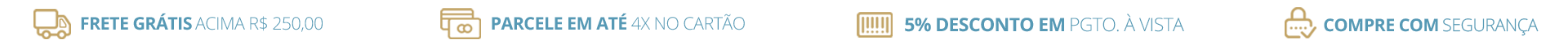 Tarja benefícios