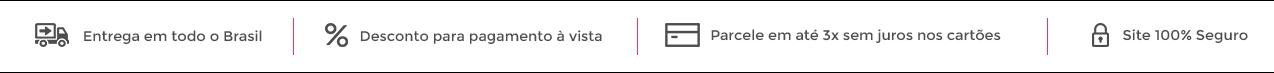 Tarja após banner principal