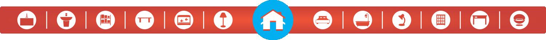 banner tarja simbolos
