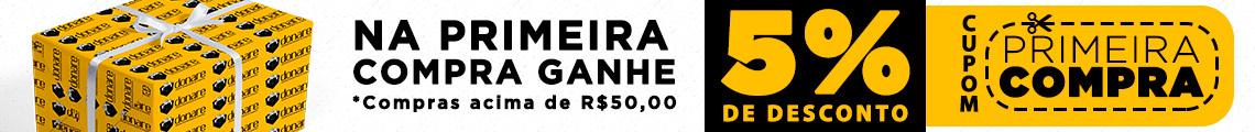Banner Tarja Desconto 5%