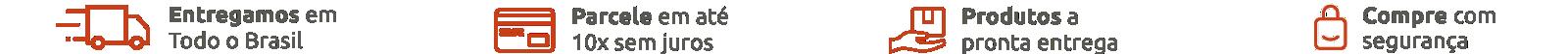 Banner home - compre - entrega