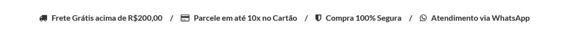Banner Tarja frete gratis e outros