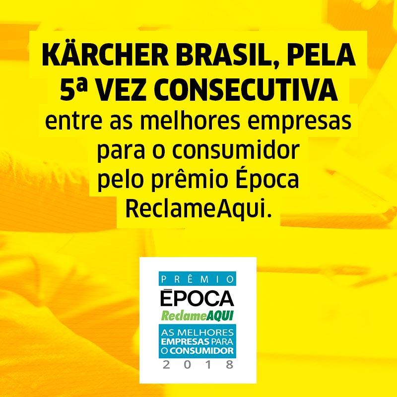 Prêmio Época ReclameAqui 2018