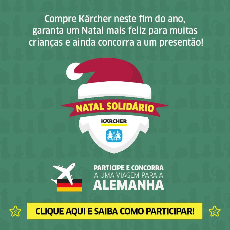 Banner Natal Solidário 2018 Mobile