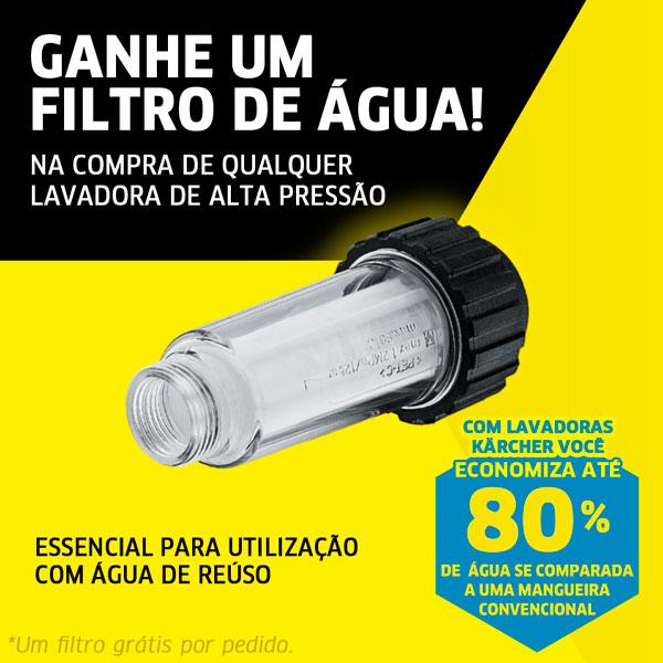 Promo Filtro Grátis Mobile