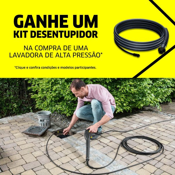 Promo Kit Desentupidor